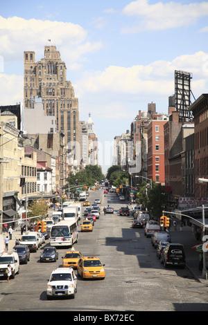 Meatpacking District, Downtown Szeneviertel, Manhattan, New York City, Vereinigte Staaten von Amerika, Nordamerika - Stockfoto