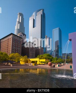 Die Innenstadt von Los Angeles, California, Vereinigte Staaten von Amerika, Nordamerika - Stockfoto