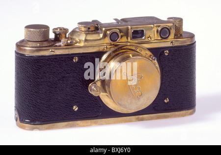 Er jahre leica kamera entfernungsmesser stockfoto bild