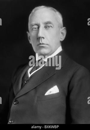 Norwegische Polarforscher Roald Amundsen (1872-1928) - die erste Person, die im Dezember 1911 den geographischen - Stockfoto