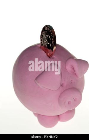 Einsparungen - 2011 - Stockfoto