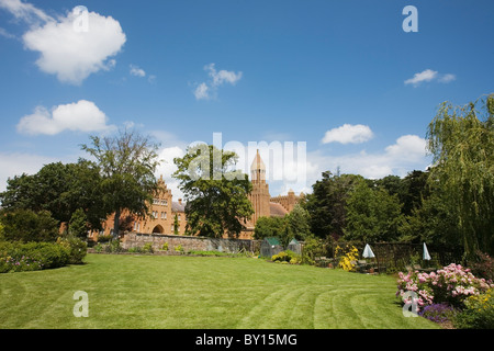 Quarr Abtei, Isle Of Wight, Hampshire, England - Stockfoto