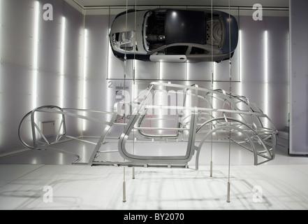 Deutschland, Bayern, München, BMW Museum, 2005 BMW M6 - Stockfoto