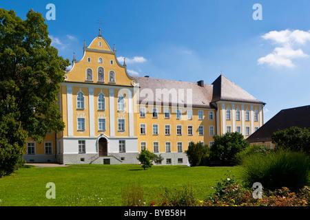 Moedingen Kloster, Diözese Augsburg, Bayern, Deutschland, Europa - Stockfoto