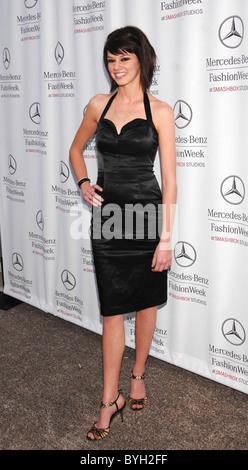 Rachel melvin mercedes benz herbst 2007 l a fashion week for Mercedes benz culver city