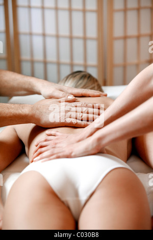 Physiotherapie - Stockfoto