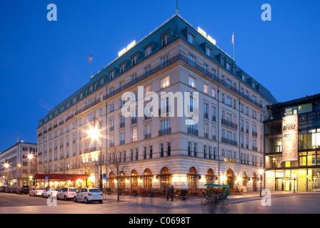 Hotel Adlon, Pariser Platz Platz, Berlin-Mitte, Berlin, Deutschland, Europa - Stockfoto