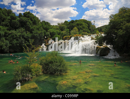 Nationalpark Krka, Kroatien. - Stockfoto