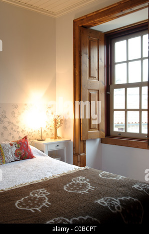Schlafzimmer - Stockfoto