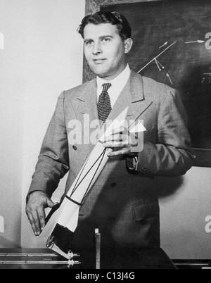Wernher von Braun (1912 – 1977), ca. 1960er Jahre. © Nasa/Courtesy Everett Collection