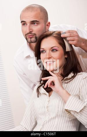 Dating ein männlicher Friseur