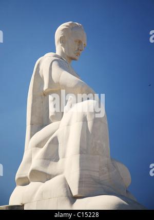 Jose Marti Memorial Revolutionsplatz Havanna Kuba - Stockfoto