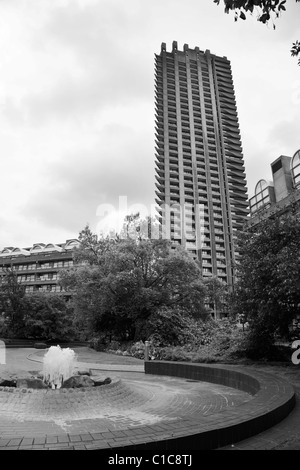 Barbican Centre, London, UK - Stockfoto