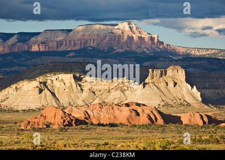 In der Nähe von Bryce, Grand Staircase-Escalante Nationalmonument, Kane County, Utah, Vereinigte Staaten von Amerika, - Stockfoto