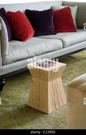 Ferienwohnung in London mit Interior Design von Maxine Harrison - Stockfoto