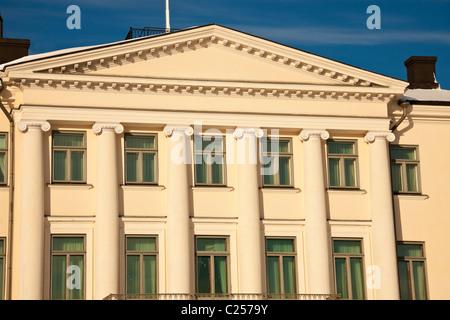 Präsidentenpalast in Helsinki - Stockfoto