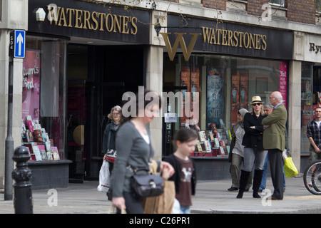 Waterstones Buchladen Kings Road - Stockfoto