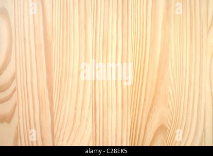 Klar, Southern Yellow Pine Hintergrund mit schöner Maserung - Stockfoto