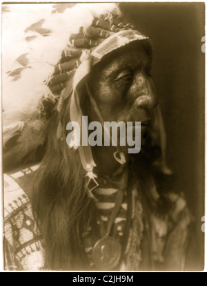 Jack Red Cloud – Oglala - Stockfoto
