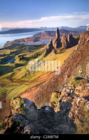 Old Man of Storr, Isle Of Skye - Stockfoto