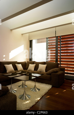 Wohn-Interieur - Stockfoto