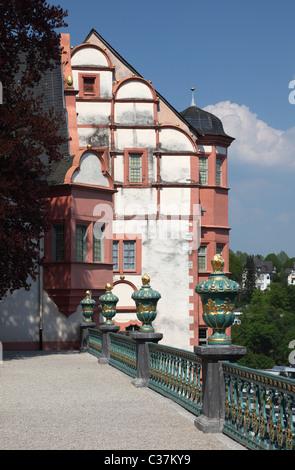 Schloss Weilburg in Hessen, Deutschland - Stockfoto