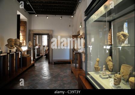 Italien, Rom, Museo di Scultura Antica Giovanni Barracco, Museum der antiken Skulptur - Stockfoto