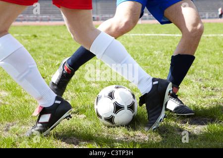 Fußballer Beine