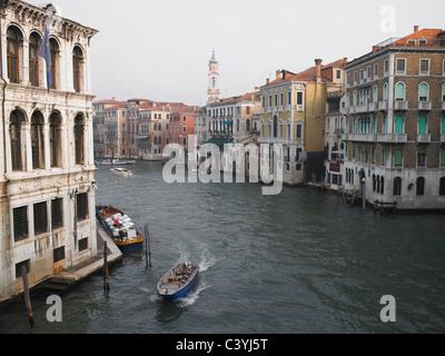 Ansicht von Venedig, Italien - Stockfoto
