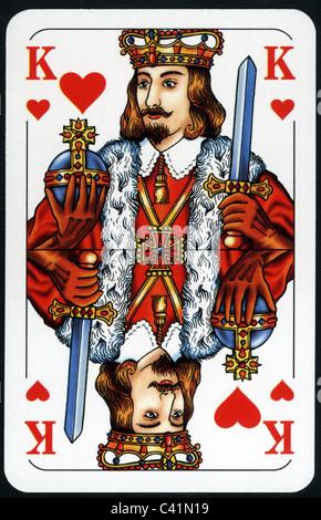 Franz Trumpf Im Kartenspiel