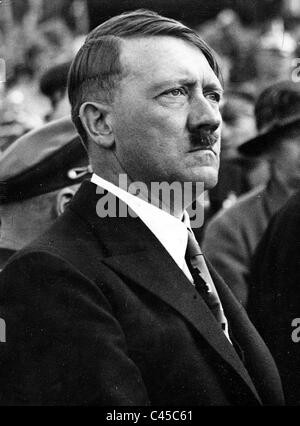 Adolf Hitler, 1933' - Stockfoto
