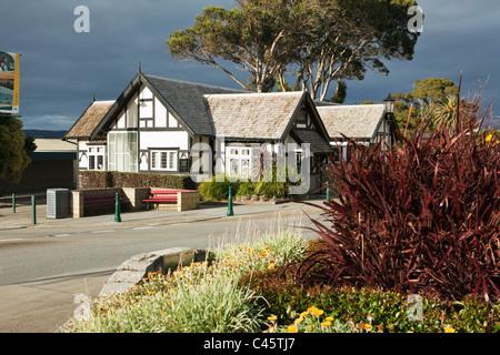 Das Frauenzentrum Rest - ist einer der Albany viele denkmalgeschützte Gebäude. Albany, Western Australia, Australien - Stockfoto