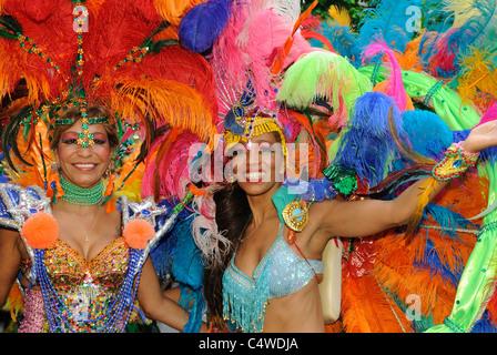 Karneval der Kulturen, Karneval der Kulturen, Berlin, Kreuzberg-Bezirk, Deutschland, Europa - Stockfoto