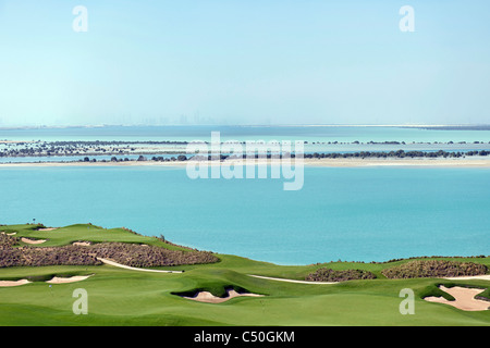 Rückseitenabu Dhabi
