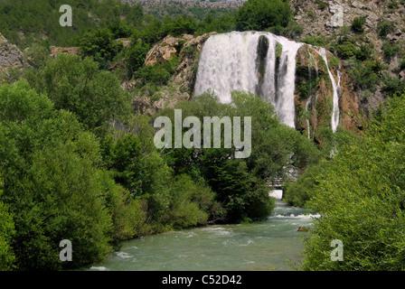 Krcic Wasserfälle - Wasserfall Krcic 02 - Stockfoto