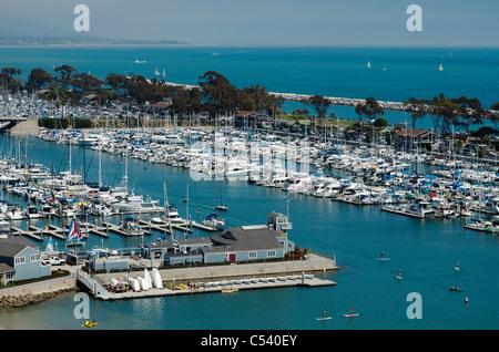 Dana Point, Kalifornien Dana Point Hafen und Marina, Kalifornien, USA (Juni 2011) - Stockfoto
