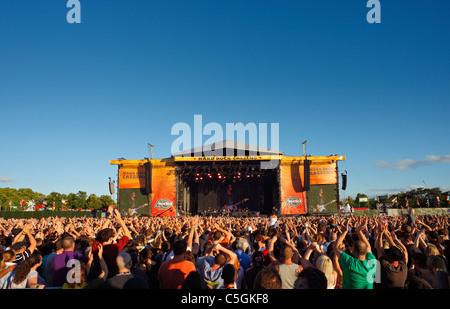 Hard Rock Calling Konzert, Hyde Park, London, England, UK. - Stockfoto
