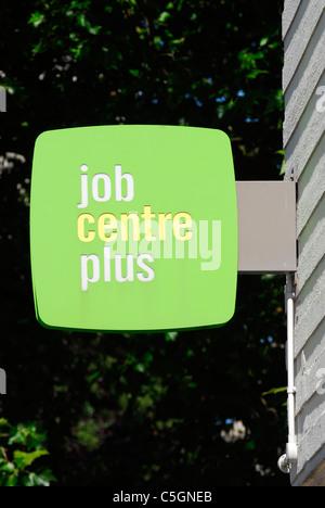 Job-Center Plus, Southampton, Hampshire, UK. - Stockfoto
