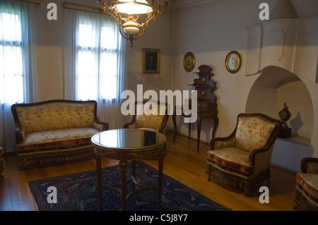 ... Napoleon III Stil Zimmer Ab Mitte Des 19. Jahrhunderts Im Palast Der  Prinzessin Ljubice