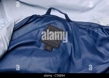adidas regenjacke blau herren