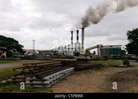Victoria Sugar Mill, Ingham - Queensland, Australien - Stockfoto