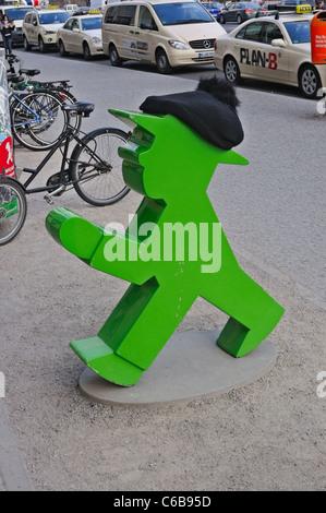 Ampelmännchen - Stockfoto