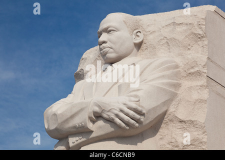 Washington, DC - 24 August: Soll das Denkmal für Dr. Martin Luther King in Washington DC am 28. August 2011 von - Stockfoto
