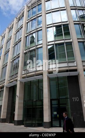 Das Brötchen Gebäude, Fetter Lane, London - Haus 31 neue Gerichte ab Oktober 2011 - Stockfoto