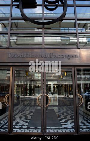 Friedrichstrasse Passage Galerie Lafayette Berlin, Deutschland - Stockfoto