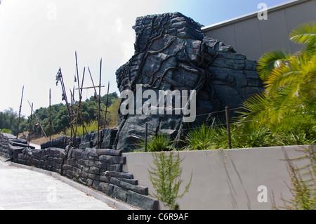 Universal Studios in Los Angeles, Kalifornien, USA - Stockfoto
