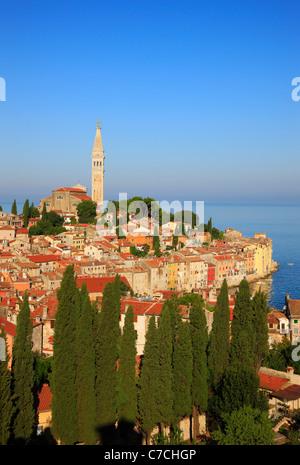 Rovinj Kroatien - Stockfoto