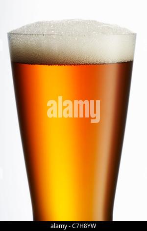 Glas Bier - Stockfoto