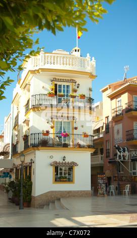 Treaditional Spanisches Haus - Stockfoto