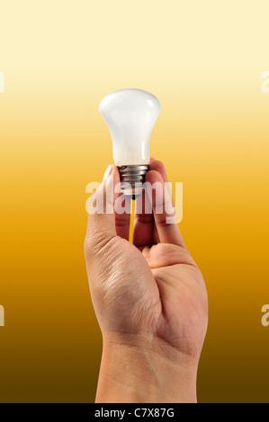 Lampe Nahaufnahme Schuss - Stockfoto